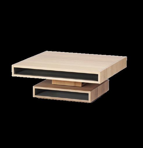 cubocarré drugeot table basse haut de gamme rangement